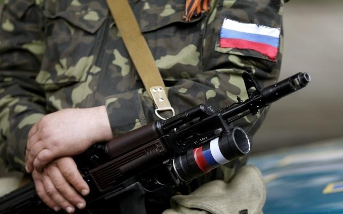 Стало відомо, як бойовики на Донбасі вербують известно, как бойовики на Донбасі вербують зеків: опубліковано відео