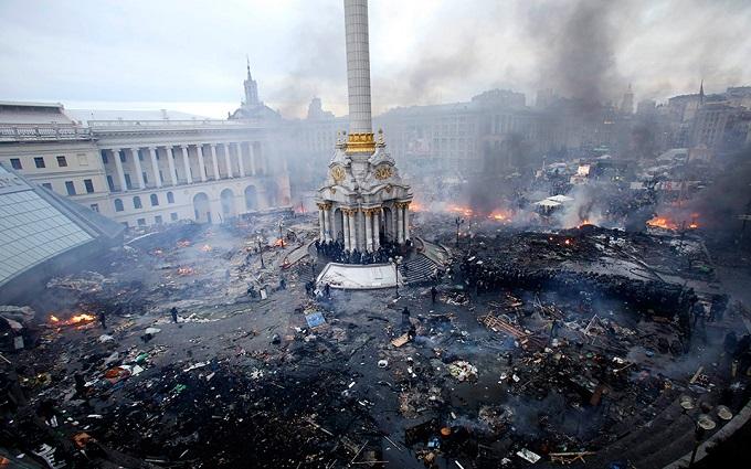 Посольство Украины в Польше возмущено показом скандального фильма о Майдане