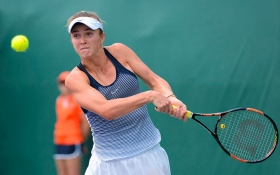 Украинская теннисистка сенсационно проиграла россиянке на супертурнире в США