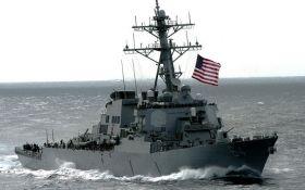 """У Петербурзі скасували парад на 9 травня через корабель США з """"Томагавками"""" на борту - ЗМІ"""
