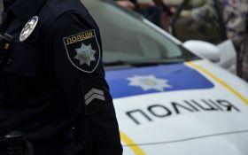 Во Львове пьяный избил патрульного: опубликовано фото