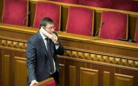 Звіт генерального прокурора Юрія Луценка у Верховній Раді (відео)