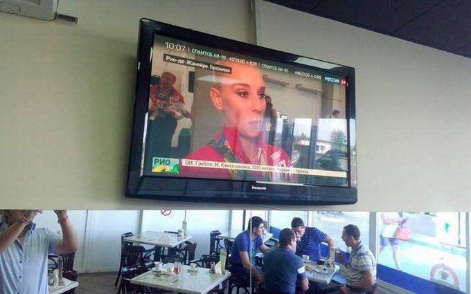 Пропагандистський російський канал виявився заборонений в Білорусі