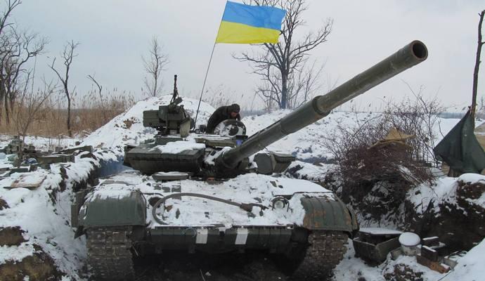 За прошлые сутки были ранены двое украинских военных