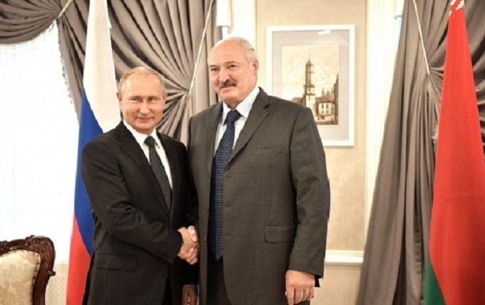 """""""Могилів більше російський"""": Лукашенко шокував заявою на зустрічі з Путіним"""