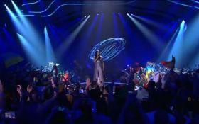Під час виступу Джамали на Євробаченні стався непристойний інцидент: з'явилося відео