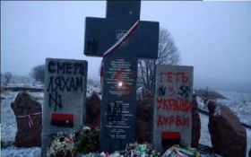 На Львовщине новый громкий случай вандализма: опубликованы фото