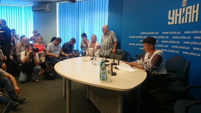 Надя все: Савченко підірвала соцмережі скандальними заявами (2)