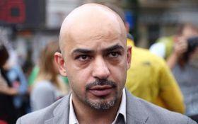 Нападника на депутата Мустафу Найєма оголосили в розшук