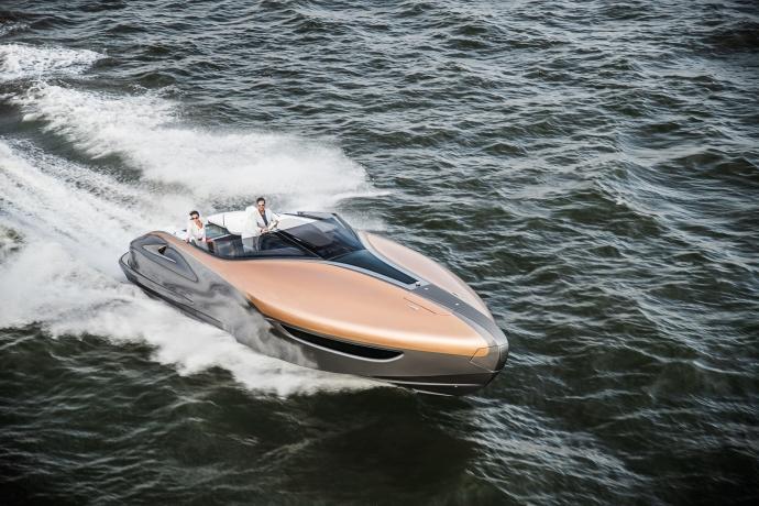 Lexus показал миру свою первую яхту: опубликованы фото (1)