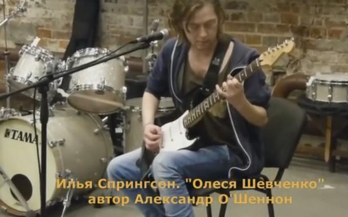 Російський бард написав трагічну пісню про війну в Україні: опубліковано відео