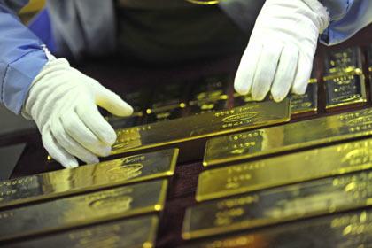 За тиждень золотовалютні резерви РФ впали на $500 млн (1)