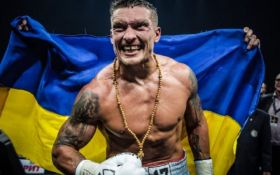 Усик стал «вторым Кличко» в истории украинского бокса
