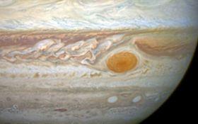 В NASA зафіксували незвичайну аномалію на Юпітері: опубліковано відео