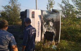 Смертельное ДТП в Днепропетровской области: возросло число пострадавших