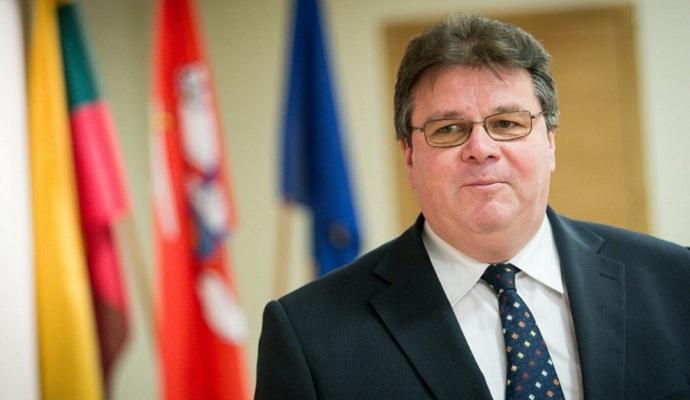 Украинцы устали от коррупции - глава МИД Литвы