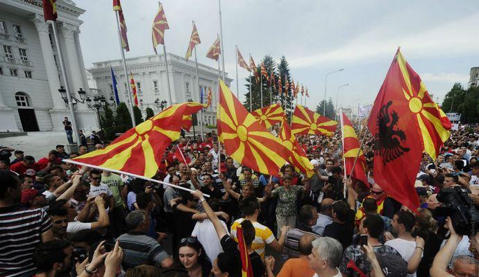 Опозиція Македонії загрожує бойкотом виборів