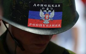 """На Донбасі затримали чергового бойовика-розвідника """"ДНР"""": опубліковано відео"""