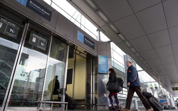 Момент взрыва в аэропорту Брюсселя: появилось новое жуткое видео