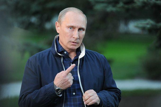 """Путін пригрозив світу """"неминучим хаосом"""""""
