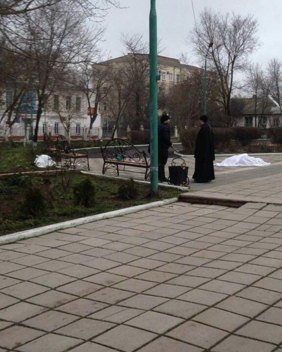 У Росії невідомий розстріляв прихожан церкви: з'явилися фото і відео (1)