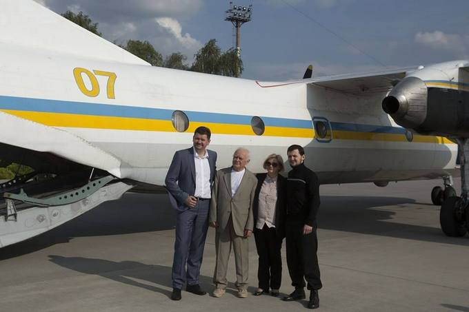 У Порошенка розповіли про прощання українських в'язнів з