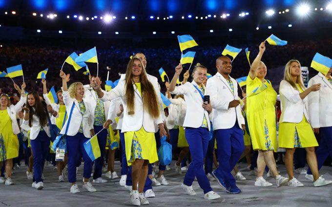 Названы выплаты украинским олимпийцам, занявшим 4-6 места в Рио-де-Жанейро