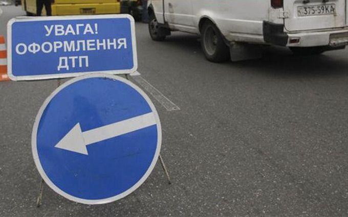 Смертельна ДТП під Києвом: з'явилося відео з місця подій
