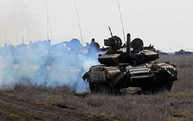 Ось уже вогні Донецька: в мережі з'явилося нове відео з передової АТО