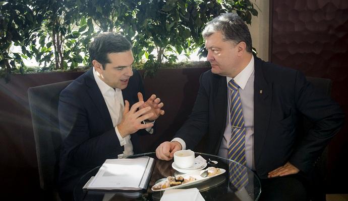 Премьер-министр Греции поддержал отмену виз для украинцев в этом году