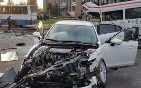 ДТП в Кривом Роге: в СИЗО умер подозреваемый водитель Mazda