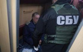 СБУ поймала на взятке крупного чина таможни: опубликованы фото