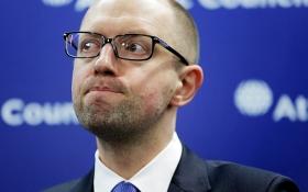 Заява про відставку Яценюка написана, Рада його чекає - депутат