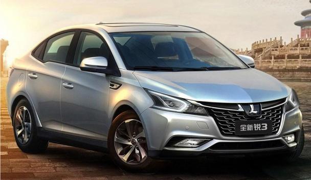 Компанія Luxgen показала новий седан