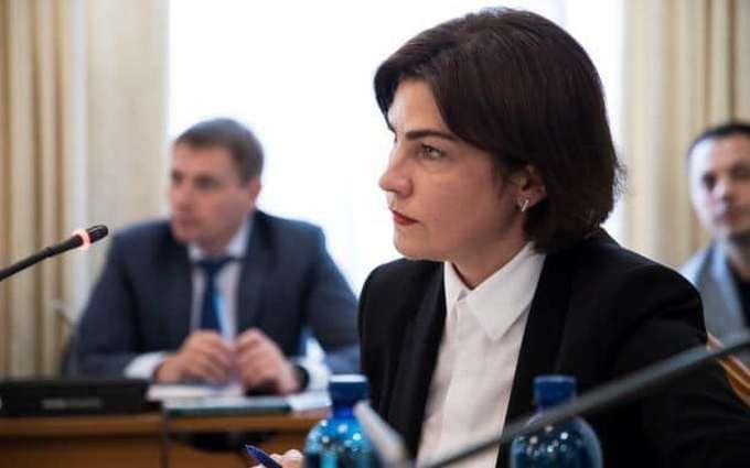 Венедіктова поскаржилася в Гаагу на команду Путіна через ситуацію в Криму