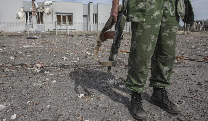Боевики угрожают методами ИГИЛ - Геращенко