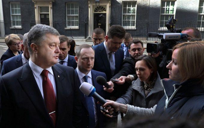 """Порошенко назвав рішення Міжнародного суду ООН """"багатообіцяючим"""": опубліковано відео"""