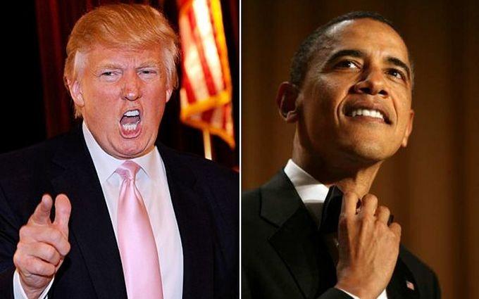Обама дав Трампу принизливу характеристику
