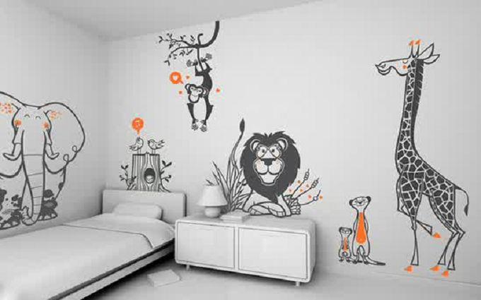 Як прикрасити стіни дитячої кімнати, щоб дитині було затишно: надихаючі фото