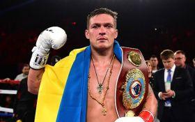 Усик готов побить российского чемпиона-сенсацию