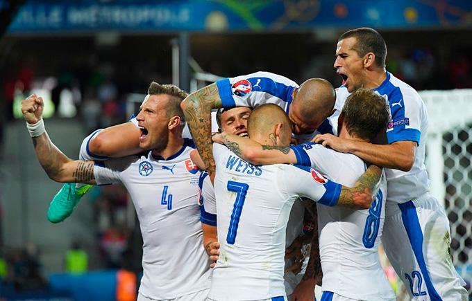 Словаччина перемогла Росію на Євро-2016: опубліковано відео