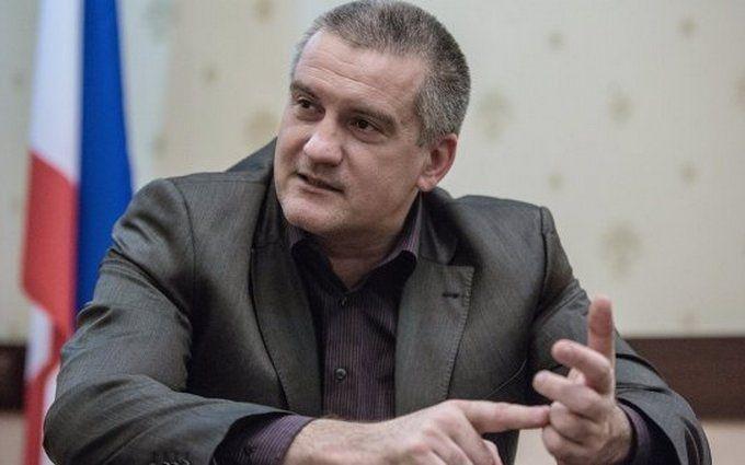 Ватажок окупантів Криму жорстко вилаяв Європу