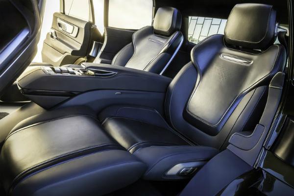 Компанія Kia показала концепт повноприводного вседорожника Telluride (9 фото) (7)