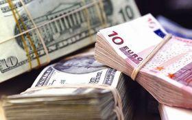 Курсы валют в Украине на пятницу, 13 января