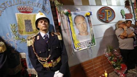 Українець посмертно отримав найвищу цивільну нагороду Італії (1)