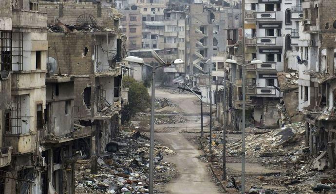 Літаки РФ атакували сірійське місто, є жертви