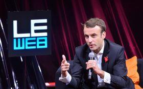 Громкий скандал во Франции - Макрон взял на себя ответственность