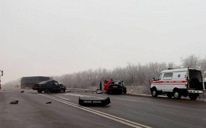Два субботних ДТП вЗапорожской области забрали жизни 5 человек