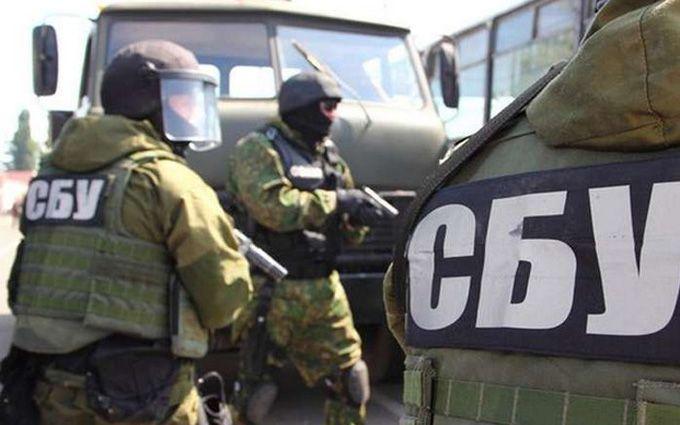 Украина провела антитеррористические учения награнице сКрымом