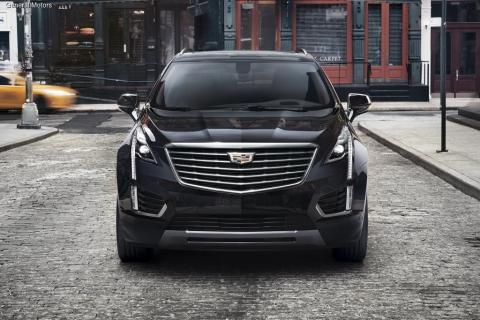Cadillac анонсувала новий люксовий кросовер (3)